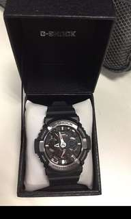 G-Shock Black Men's Watch