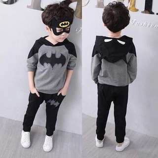 Batman Costume for kids👦🏼💕