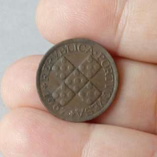 Portugal Coin X Centavos 1967 no longer in circulation
