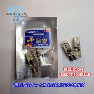 (5) Silicone LED T10 Bulb