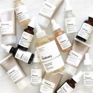 [RS] The Ordinary