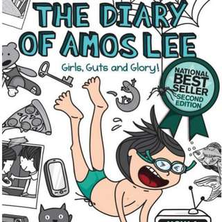 The diary of amos lee - girls, guts and glory