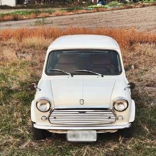奧斯丁 Austin Mini 1989 1.0 自排 老咪