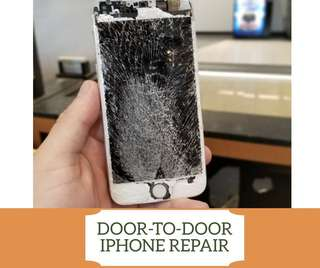 Shattered iPhone Screen ? Call us today!