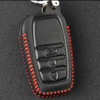 Toyota Type A Car Key Leather Pouch