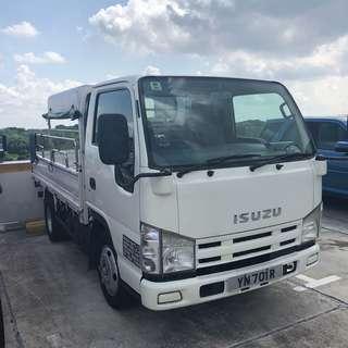 Isuzu 10ft lorry
