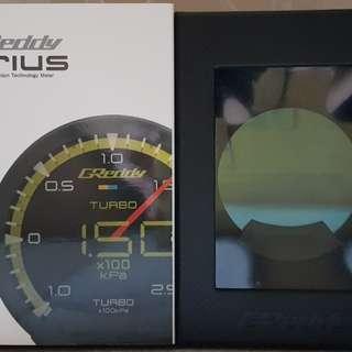 GReddy Sirius Vision Meter