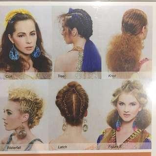 Sharon Blain- how to do creative braids 2