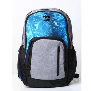 Ransel Backpack Billabong original reject resleting
