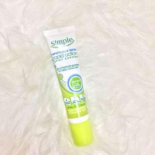 Simple Spotless Skin