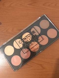 BEAUTY CREATIONS BLUSH AND CONTOUR PALETTE