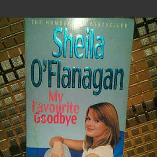 FREE! My Favourite Goodbye by Sheila O Flanagan
