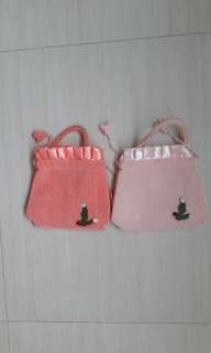 Girls' Handbags 2@$3