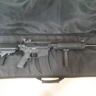 m4電動長槍rifle