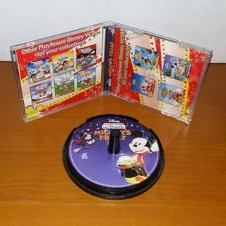 Disney, Mickey Mouse Clubhouse, Mickey's Treat (ORIGINAL) VCD
