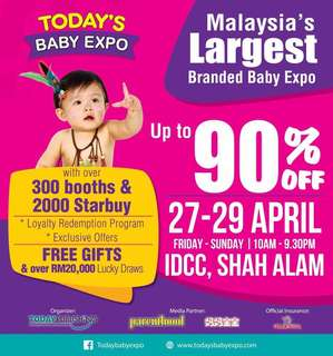 Baby Expo Personal Shopper