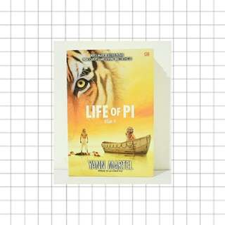 Buku Novel Bekas Life of Pi - Yann Martel