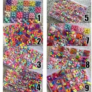Diy beads kids