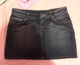 Grand Pierre Denim Skirt