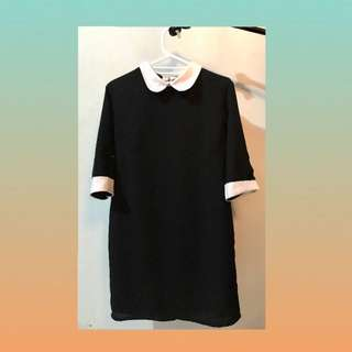 Dress Hitam Lucu