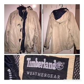 Vintage Timberland Windbreaker Jacket 🔥