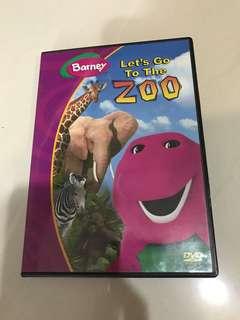 Barney DVD