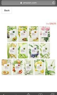 The Saem Masker Sheet