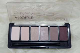 Eyeshadow catrice absolute rose