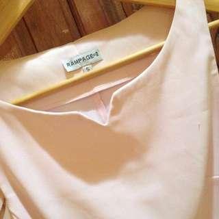 Rampage Classy Sleeveless Dress