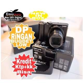 Panasonic Lumix DMC LX10 Resmi-kredit promo ditoko ktp+kk bisa wa;081905288895