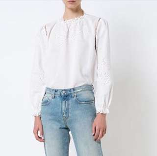 Zimmerman Embroided Blouse