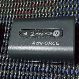 Batre handycam sony NP-FV50