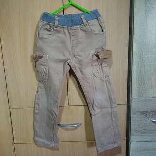 Kids Cargo Pants