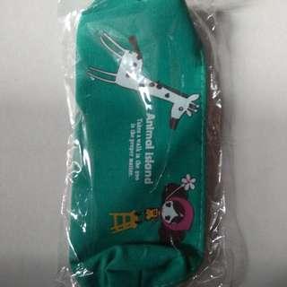 長頸鹿 筆袋 學生 返學 giraffe girl pencil bag pencil case