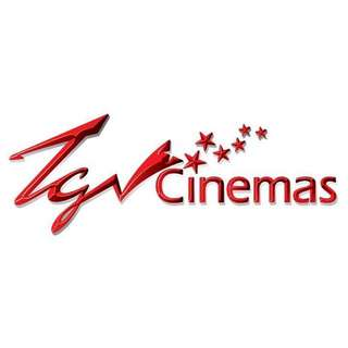 TGV cinema movie tickets