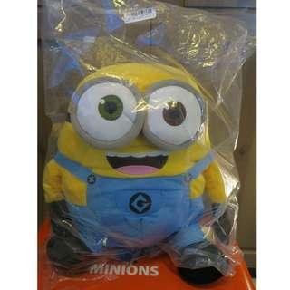 Minions - Bob Plush Tissue Case [迷你兵團][小小兵]