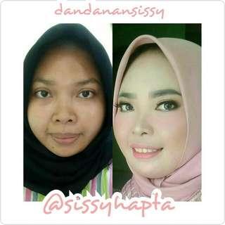 Private makeup murah