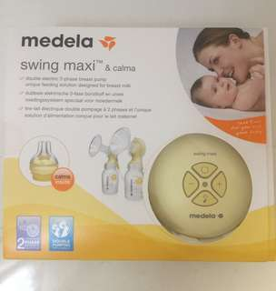 Medela swing maxi double electric 2-phase breast pump