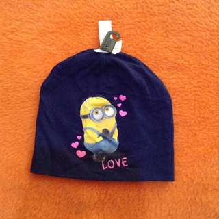 H&M Minion Bonnet for Kids