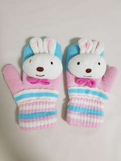 Girls Winter Gloves (3-5T)
