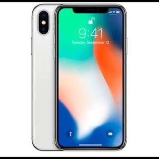 Kredit iPhone X 64 GB