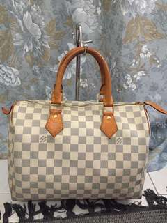 Louis Vuitton Speedy azur 30