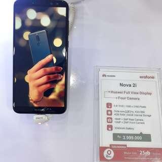 Kredit Huawei Nova 2i tanpa cc proses 3 menit