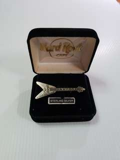 Key West Hard Rock Cafe Guitar Pin, Collectible
