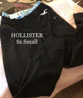 Black Hollister NWT Joggers