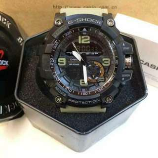 G-shock with can