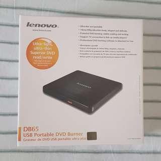 BN Lenovo DB65 USB Portable DVD Burner