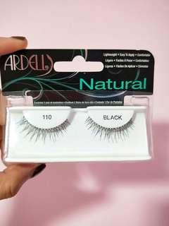 Ardell Fashion Natural Lashes 110 Black