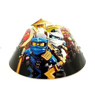 Ninjago Party Supplies - Ninjago Party hats