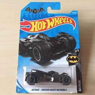 Hot Wheels 112/365 Batman: Arkham Knight Batmobile #List4Avengers